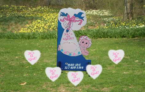 Our Products Yard Jive – Baby Announcement Lawn Signs