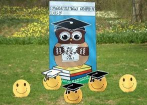 Owl- Graduations